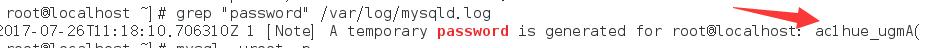 CentOS7 yum方式安装MySQL5.7-3
