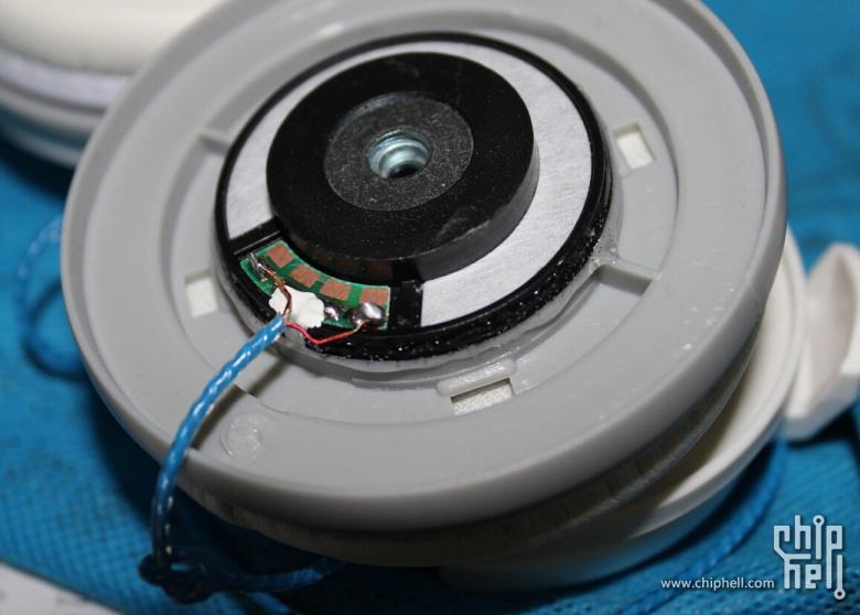 自制头戴式耳机DIY全程-15