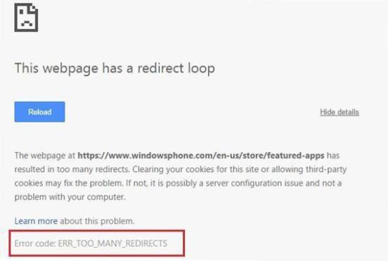 谷歌浏览器网站地址显示SSL证书无效怎么办-1