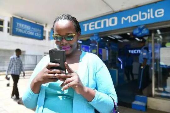 中国手机在非洲非常火的品牌很多人都不认识!-7