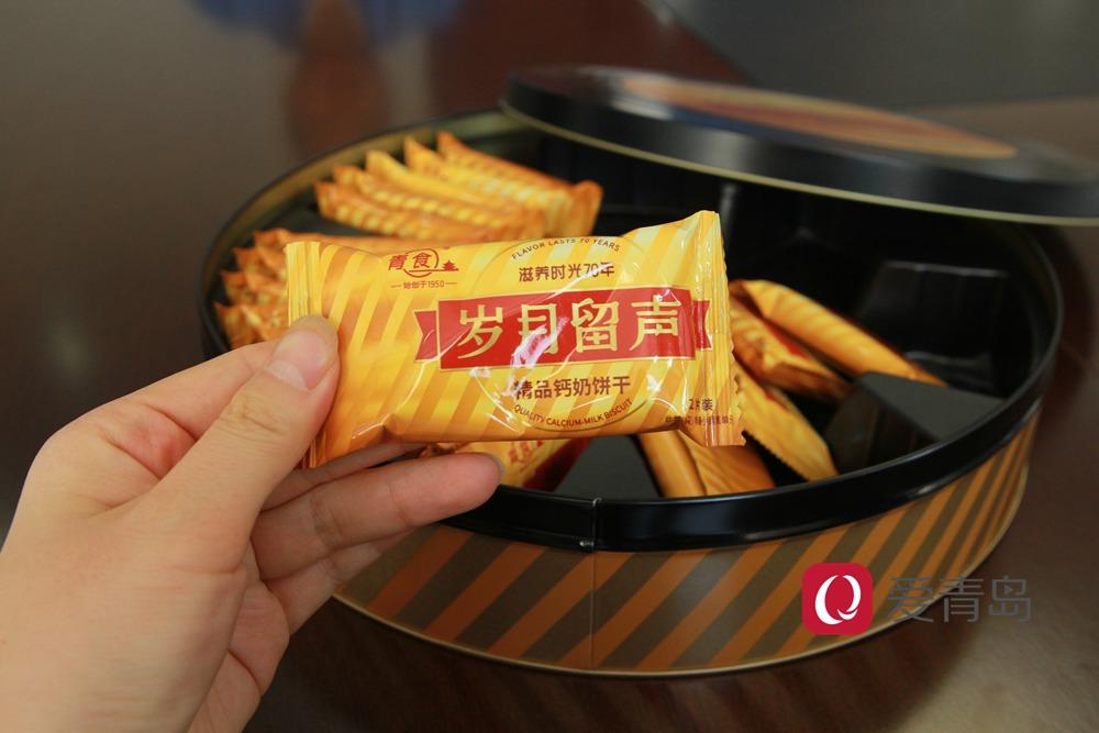 80后的钙奶饼干记忆,油蜡纸包装钙奶饼干-20