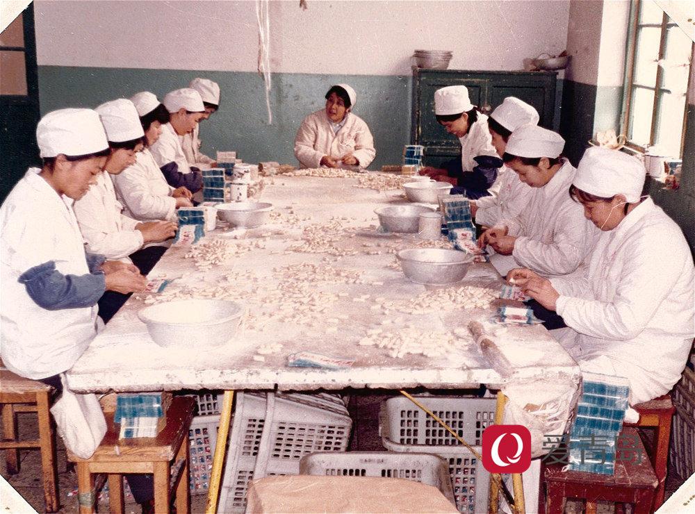 80后的钙奶饼干记忆,油蜡纸包装钙奶饼干-7