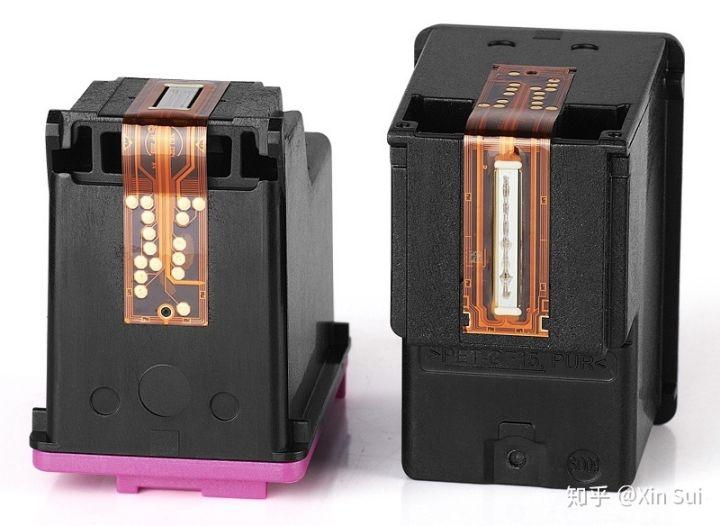 """图文店知识1喷墨打印机1:缘起:为什么要有喷墨打印机?墨盒与 HP 的""""初心""""-10"""