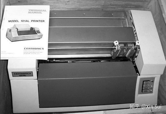 """图文店知识1喷墨打印机1:缘起:为什么要有喷墨打印机?墨盒与 HP 的""""初心""""-4"""