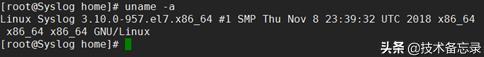 Centos创建syslog服务器-1