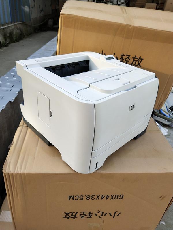 图文店小型打印机推荐之HP M401dn与惠普2255D-1