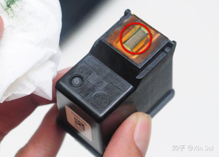 图文店知识2喷墨打印机2:详解热发泡技术,以 HP 为例-8