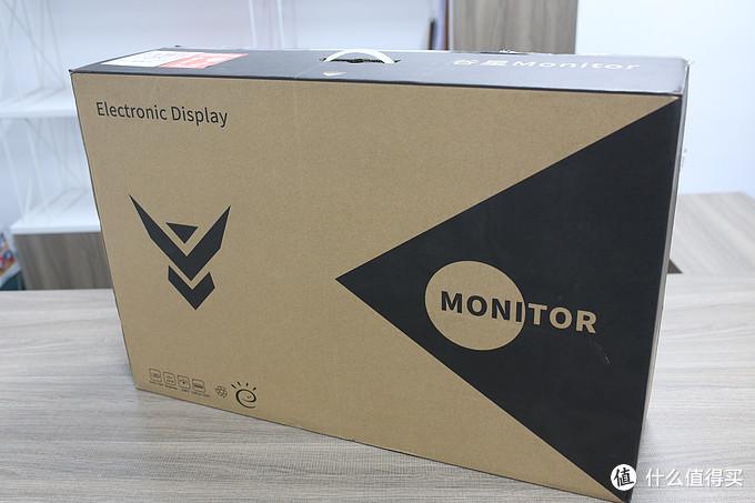 买了台老牛家谷星32寸nanoips 4K显示器,香疯了-4