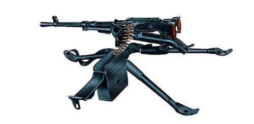 抗美援朝战争中,我大志愿军能够缴获并使用的各种武器-11