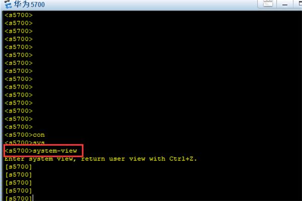 华为s5700交换机上查询所有端口对应的IP地址和MAC地址-3