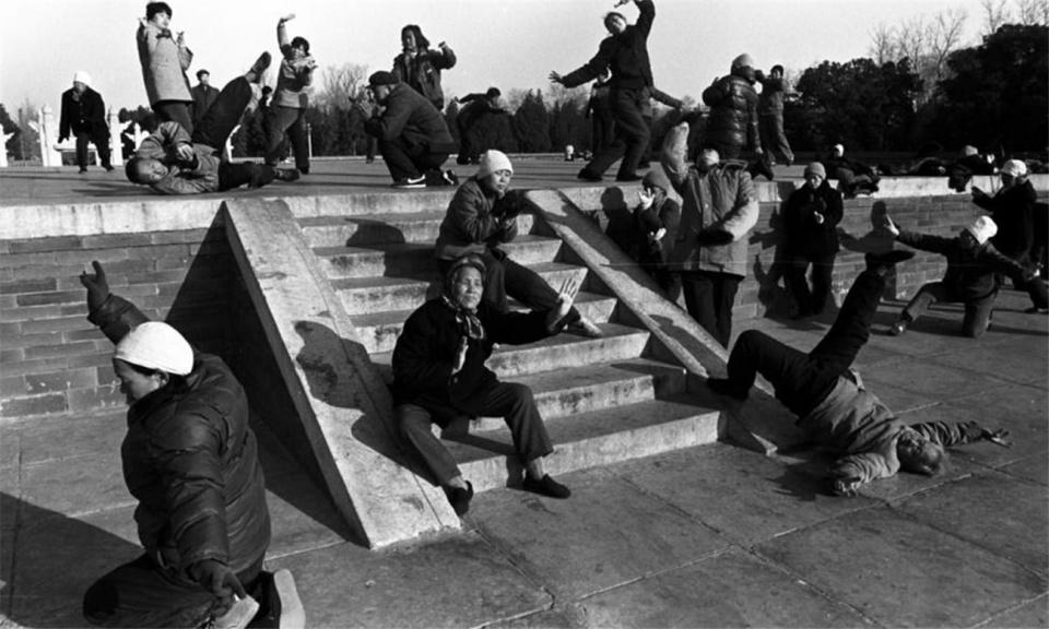 改革开放四十年那些妄人与马保国们集锦-16