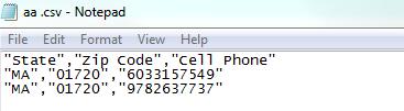 导出csv文件数字会自动变科学计数法的解决方式-1