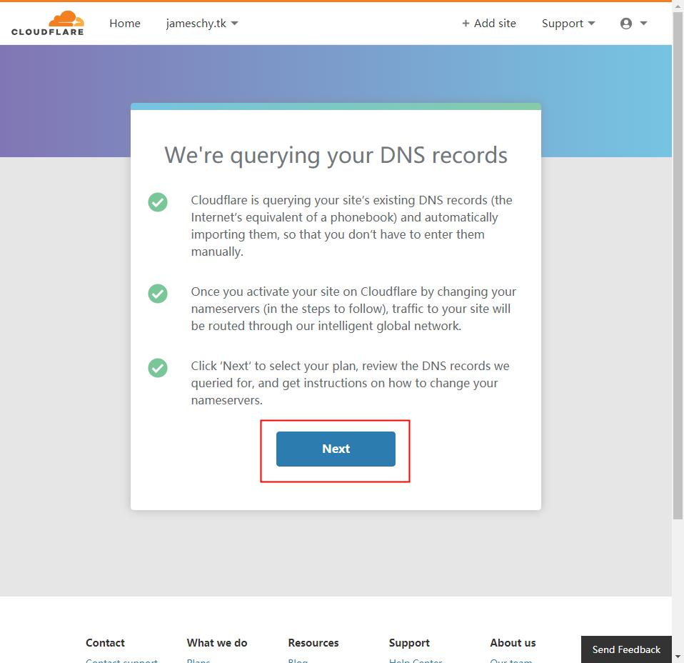 cloudflare 加https、加SSL(加CF处理)实操流程-2