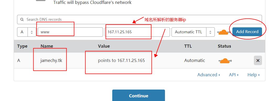 cloudflare 加https、加SSL(加CF处理)实操流程-4