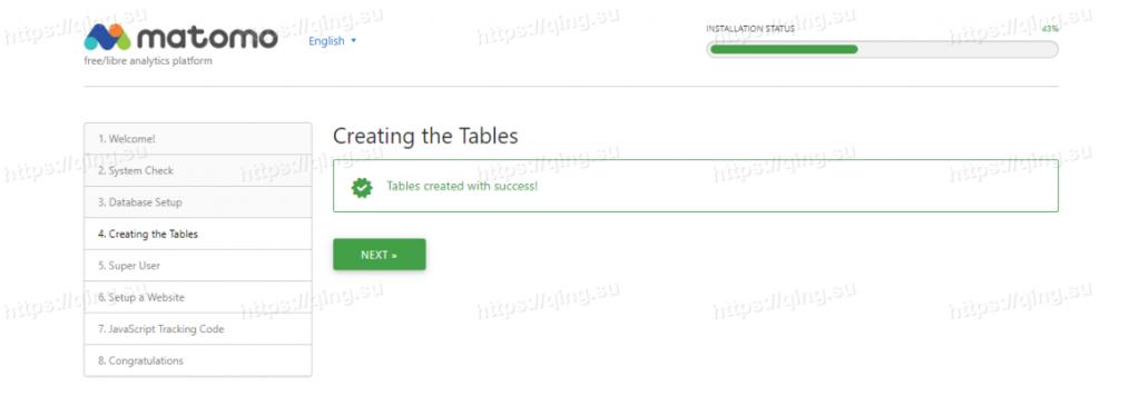 【图文教程】轻松搭建或许是世界上最牛逼的网站统计程序-12