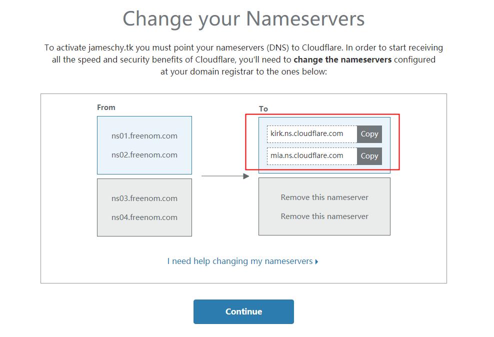 cloudflare 加https、加SSL(加CF处理)实操流程-5