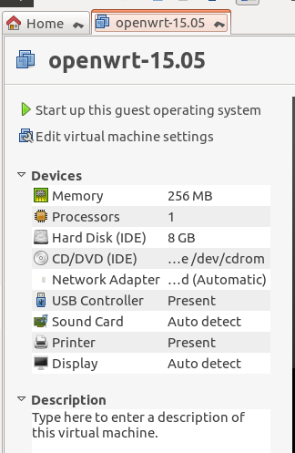vmware虚拟机下搭建openwrt路由系统-19