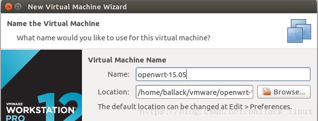 vmware虚拟机下搭建openwrt路由系统-7