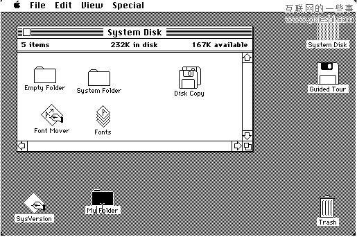 回顾苹果操作系统Mac OS的发展历史-1