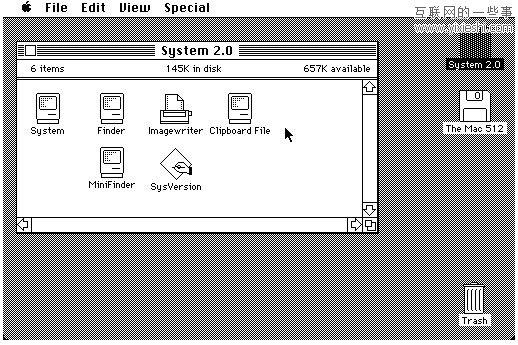 回顾苹果操作系统Mac OS的发展历史-2