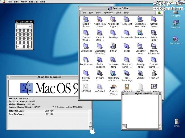 回顾苹果操作系统Mac OS的发展历史-10