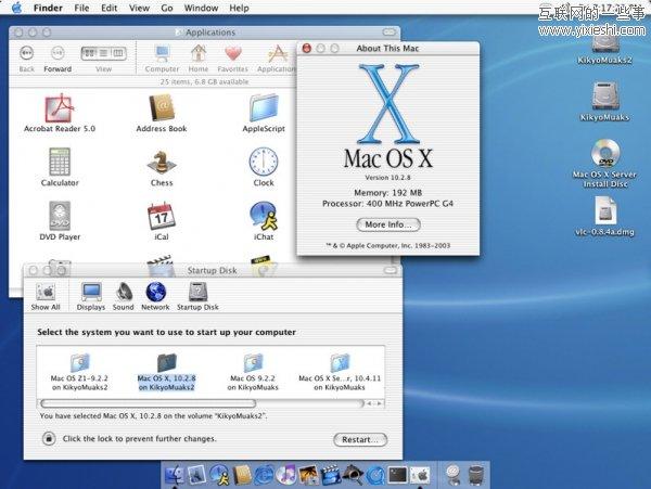 回顾苹果操作系统Mac OS的发展历史-14
