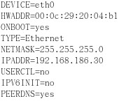 关于connect: network is unreachable 问题的解决-1