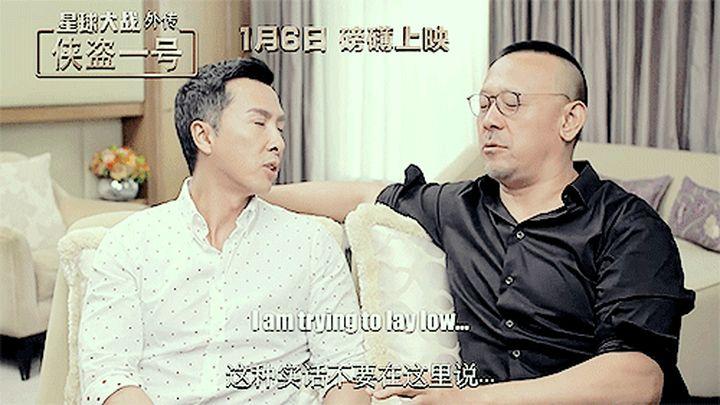 大家如何看待《特殊身份》赵文卓和甄子丹这件事儿,这件事到底谁对谁错?-110