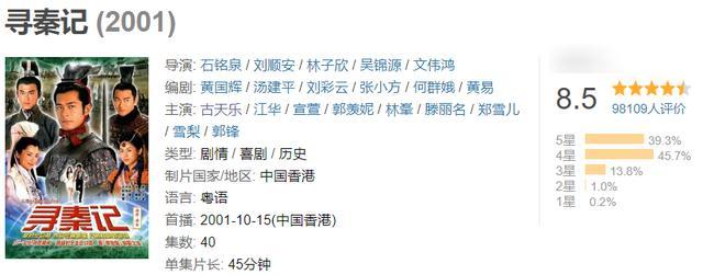 原班人马出演影版《寻秦记》,剧情存在争议,古天乐也老了-4