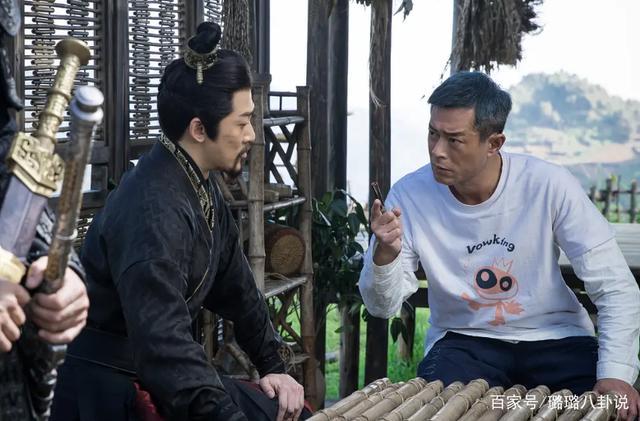 原班人马出演影版《寻秦记》,剧情存在争议,古天乐也老了-2
