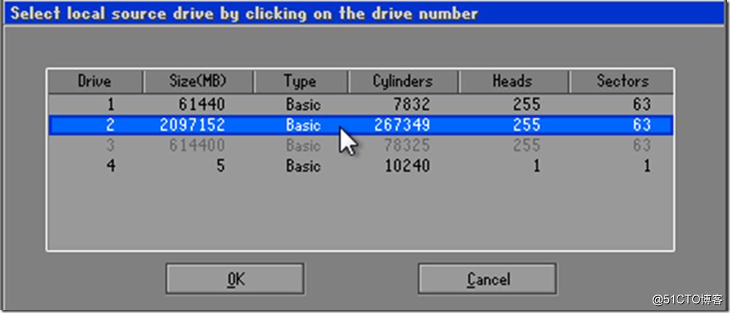 ESXi虚拟机磁盘格式转换与减小硬盘容量的方法-4