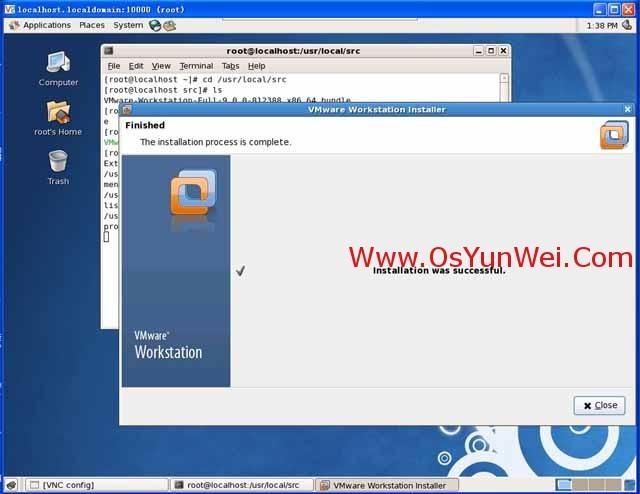 在Linux系统下的虚拟机VMware-Workstation中安装Windows Server 2012-13