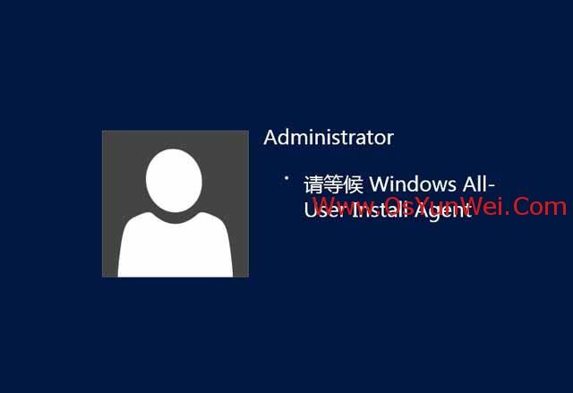 在Linux系统下的虚拟机VMware-Workstation中安装Windows Server 2012-49