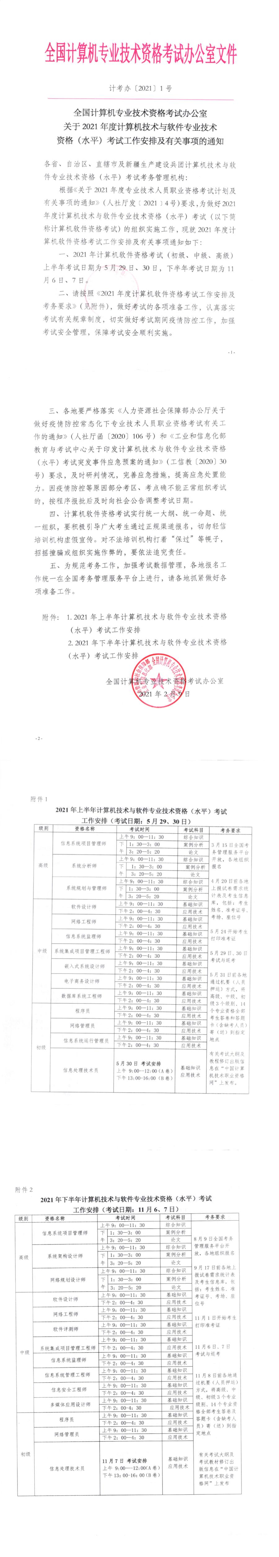 准备软考网络工程师(中级证书)-1